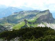 Politische Landschaft, 2014/2015, Totes Gebirge, Foto: Grünschachner-Berger