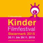 Logo. © Kinderfilmfestival Steiermark