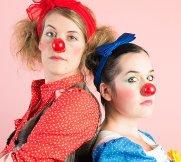 clownin 2015 | Morro und Jasp © Alex Nirta