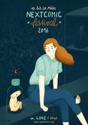 Offizielles Festivalposter und -sujet NC 2016 von Frau Isa.