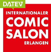 Logo 17. Internationaler Comic-Salon Erlangen 2016.