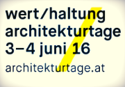 Sujet/Logo www.architekturtage.at