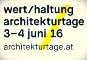 Sujet/Logo www.architekturtage.at