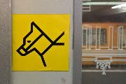 Berliner U-Bahn. © 2016 Reinhard A. Sudy