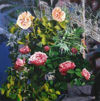 Rose. Jahresausstellung 2017 Garten Eden / Das Kunstmuseum Waldviertel. Fotocredit: IDEA