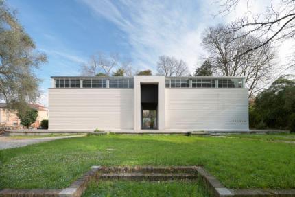 Der Österreichische Pavillon - La Biennale di Venezia, 2015, Archiv HZ. Foto: Georg Petermichl