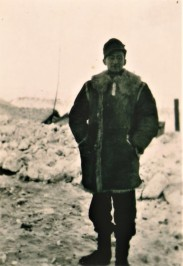 FU Köle in der neuen Winterbekleidung. Foto: W. Köle