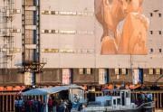 Hafengalerie Linz. Webseite-Ausschnitt