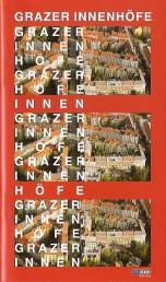 Grazer Innenhöfe. Broschüren-Cover der Stadt Graz
