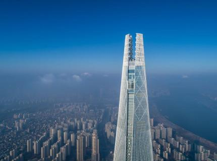 Lotte World Tower in Seoul, Südkorea. Copyright: Tim Griffith