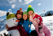 Winterspaß für alle. © TVB Murau-Kreischberg