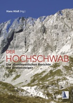 "Buch-Cover ""Der Hochschwab""."