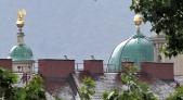 Dach- und Turmlandschaft in Graz. Foto: Reinhard A. Sudy