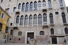 Palazzo Fortuny. Foto: Grager/Sudy