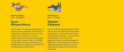 Ausschnitt aus der Jubiläums-Webseite. Copyright © 2017 Katholische Kirche Steiermark