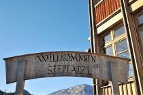 Restaurants Seeplatz'l im Seehotel Grundlsee. © 2019 Reinhard A. Sudy