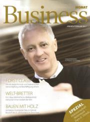 Business Monat. Cover Jänner/Februar 2017