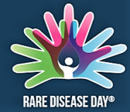 Rare Disease Day logo. EURORDIS' trademark
