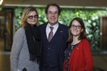 Hedi Grager, Hans Roth und Sabine Seiler. Foto: Steirerin/© Thomas Luef