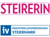 Wortbildmarken von STEIRERIN und Industriellenvereinigung Steiermark. Foto: Reinhard A. Sudy
