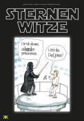 Komische Künste. STERNENWITZE | Buch-Cover