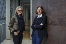 Hedi Grager und Hedda Weber. Foto: Steirerin/© Thomas Luef