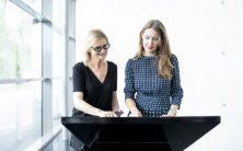 Hedi Grager und Elisa Wielinger. Foto: Steirerin/©Marija Kanizaj