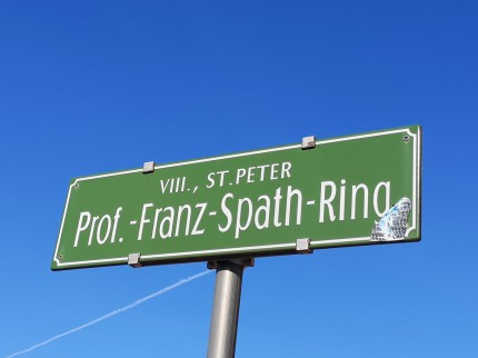 Prof.-Franz-Spath-Ring, Graz. © 2020 Reinhard A. Sudy