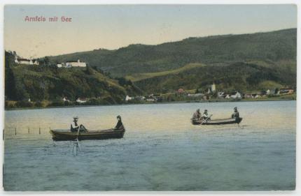 Arnfels am See. © Sammlung Kubinzky