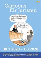 Plakat. © Komische Künste