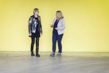 Hedi Grager und Irmgard Bergmann. Foto: Steirerin/© Thomas Luef