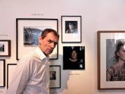 Christian Jungwirth in seiner Ausstellung déjà-vu, 2020. © Reinhard A. Sudy