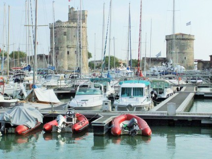 La Rochelle. © Reinhard A. Sudy