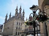Blick auf das Rathaus von Leuven, Belgien. © 2019 Reinhard A. Sudy