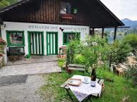 Restaurant Strandcafé Altaussee. © 2019 Reinhard A. Sudy
