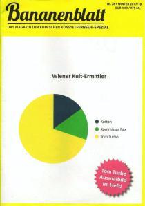 Cover der letzten Bananenblatt-Ausgabe.