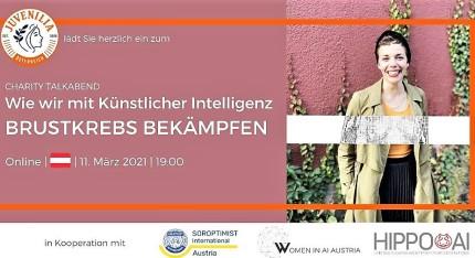 Ausschnitt aus dem Einladungs-Folder. © Juvenilia Österreich