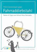 Cover der Fahrraddiebstahl-Fibel.