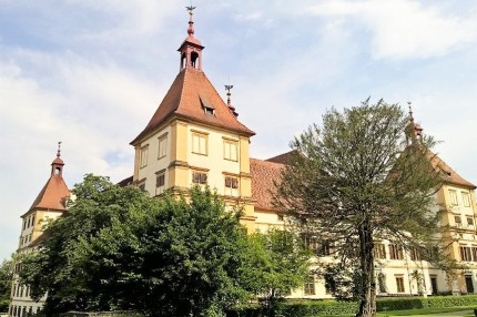 Schloss Eggenberg. Foto: Reinhard A. Sudy