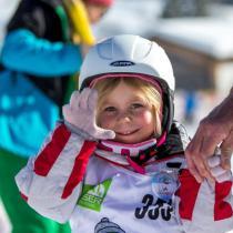 Skikinderland Loser Bergbahnen. Copyright TVB Ausseerland / Tom Lamm